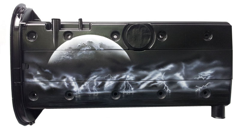 Moon and Thunder Rocker Cover