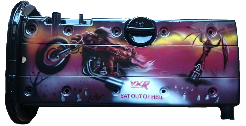 Bat Out of Hell Rocker Cover
